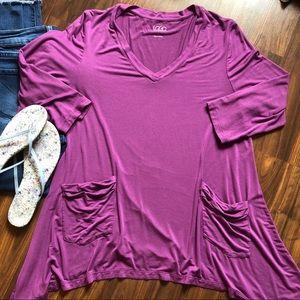 LOGO tunic Size L